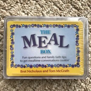The Meal Box Conversation Starter Cards
